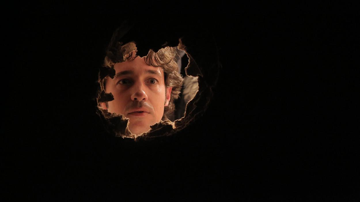 "Thomas Nicholas as Noah in ""THE LOST TREE"""