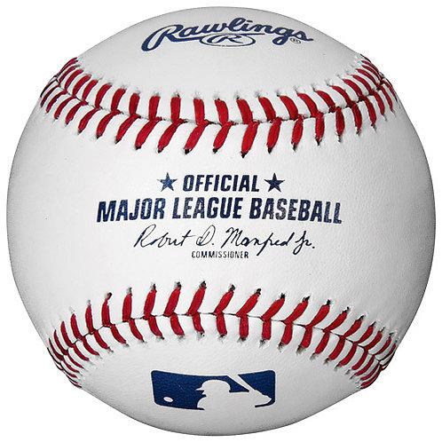 Official Major League Baseball - SIGNED