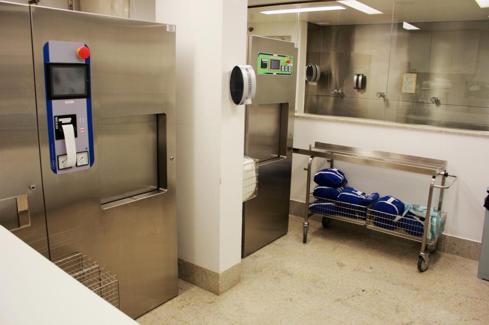 Hospital Premium - Esterelização