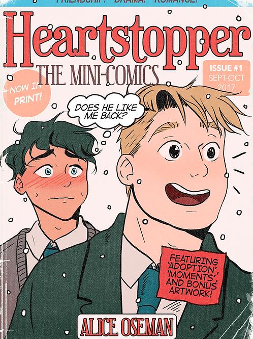 DIGITAL PDF - Heartstopper: The Mini-Comics Zine