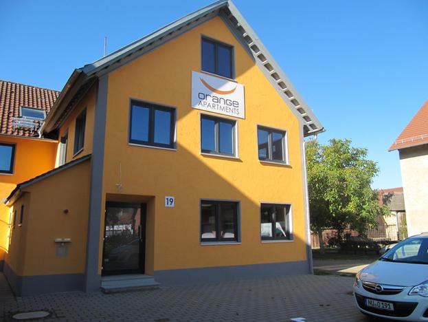 Apartments in Hausen