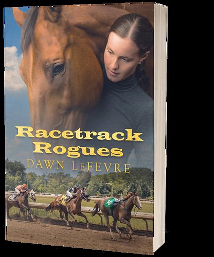 Racetrack Rogues Trade Paperback.png