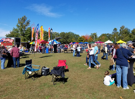 Stafford Fall Wine Festival