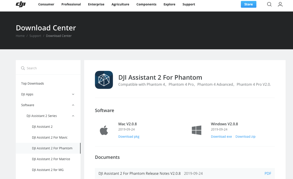 Dji Assistant For Mac Download