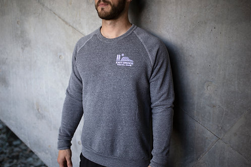 Embroidered PNW Crew Sweatshirt