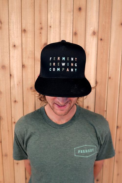 Stacked Trucker Hat