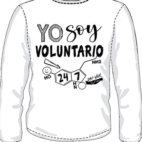 Yo soy voluntario Servid