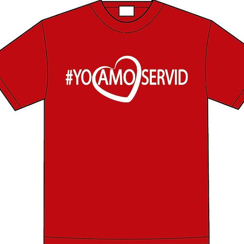 Yo AMO Servid