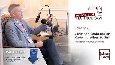 Demystifying Technology Podcast