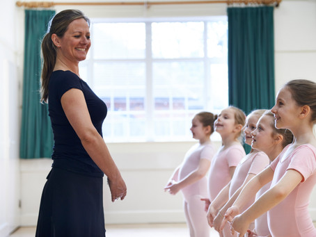 So you want to be a dance teacher; tips for dance teachers everywhere!