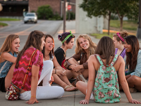 Teenage Girls:  Leadership and Conflict Resolution Skills for Today and Always
