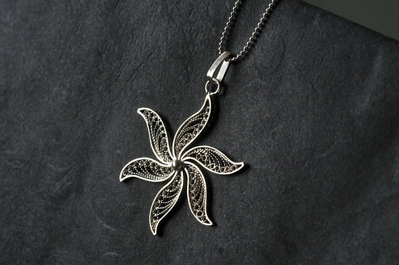Fleur d'Ylang Spirale