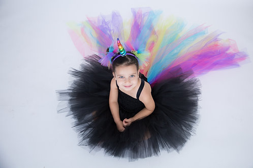 Rainbow Unicorn for Kids / Mother and Daughter