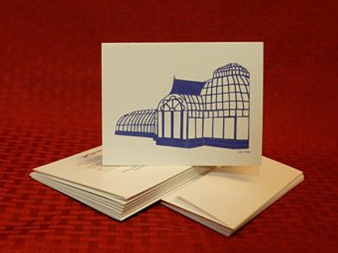 Phipps Conservatory Note Cards