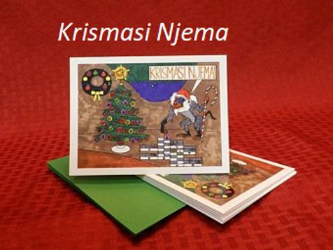 Krismasi Njema Holiday Cards