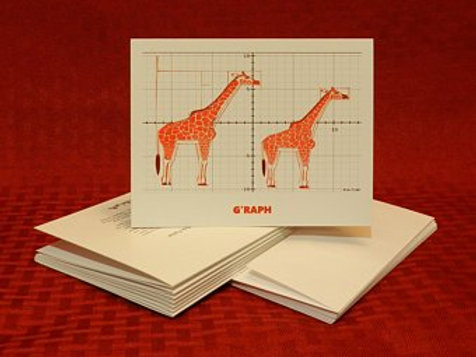 G'raph Note Cards
