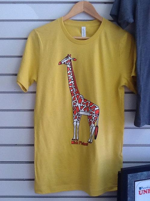 Side-eye Giraffe t-shirt