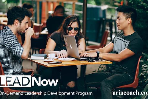 LEADNow: On Demand Leadership Development Program