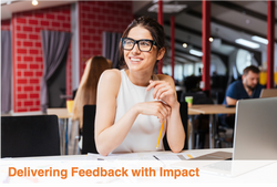 Delivering Feedback with Impact