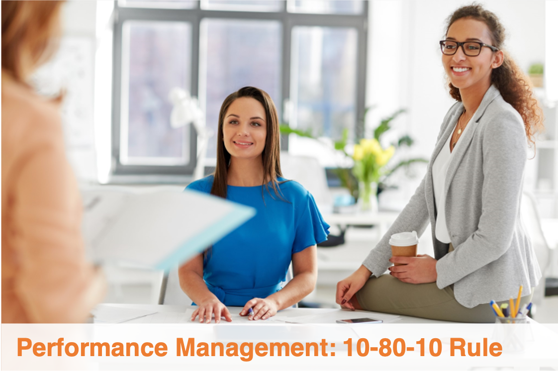 Performance Management: 10-80-10 Rule