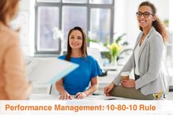 Performance Management: 10-80-10 Rule