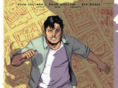 Drawing Blood: Spilled Ink (Review): The Pitfalls of Success