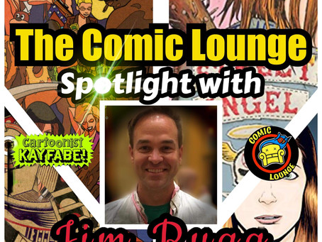 Spotlight Interview with Jim Rugg