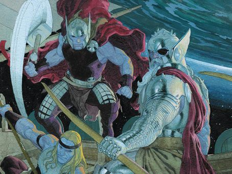 An Ending Fitting For A God (King Thor #4 Review)