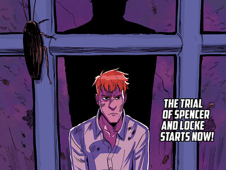 Spencer and Locke #2 (Review): Things Are Heating Up