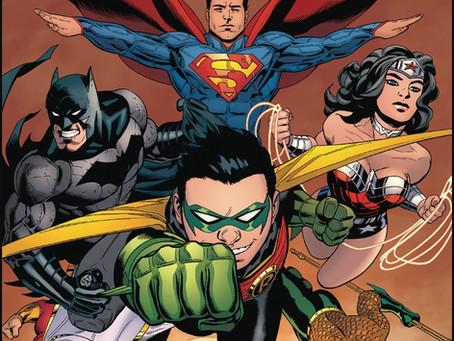 Batman & Robin Vol. 7: Robin Rises (Review)