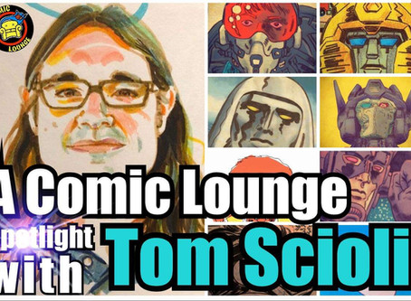 Traversing the Cosmos with Tom Scioli