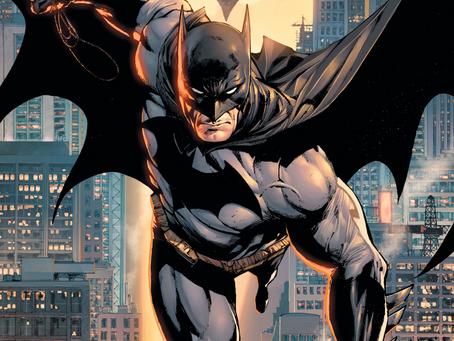 Designing A New Gotham (Batman #86)