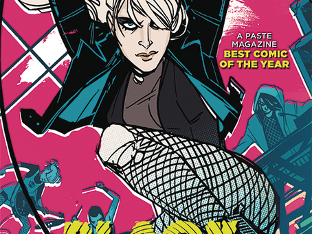 Black Canary Vol.1 & 2 (Review)