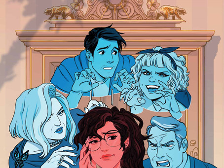 Ghosted In LA #1 (Review): Why Hang With Real People When You Can Hang With Ghosts