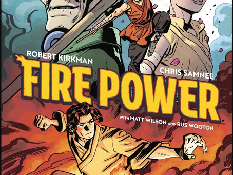 Fire Power Vol 01: Prelude (Advanced Review)