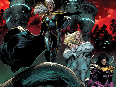 Penultimate X-Men (House of X #6 Review)