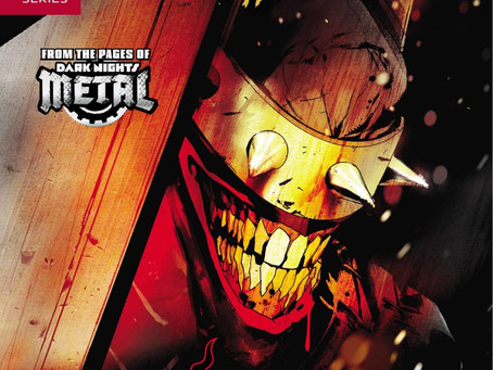 The Batman Who Laughs #1 (Review): The Knightmare Has Returned