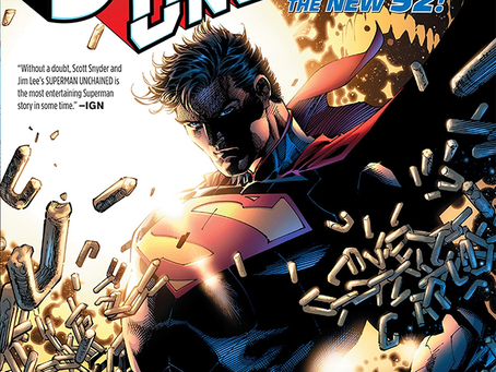 Rage Against The Machine (Superman Unchanined Review)