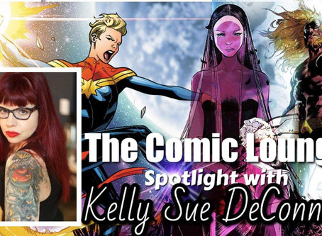 Spotlight Interview with Kelly Sue DeConnick