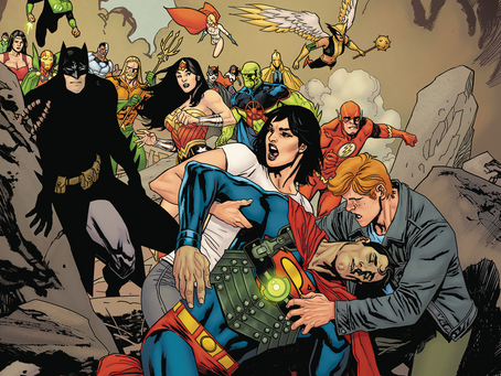 Superman Leviathan Rising Special (Review): Clark Kent.... Kidnapped?