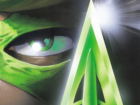 Review Arrow's Trick Arrows (Green Arrow by Kevin Smith Review)