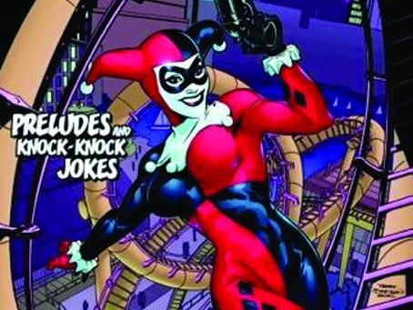 Harley Quinn: Preludes & Knock-Knock Jokes (Review)