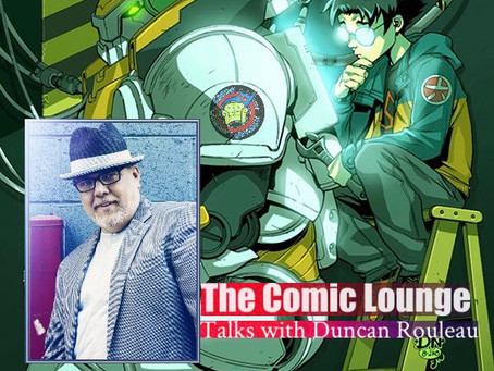 Talking With Man of Action: Duncan Rouleau
