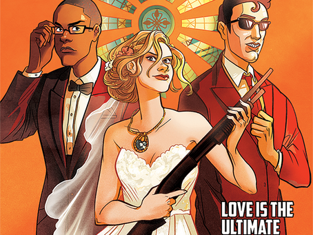 Crashing Weddings and Taking Names (Going to the Chapel #1 Review)