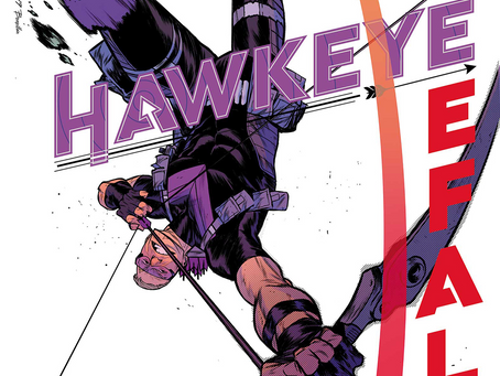 Hawkeye: Freefall #1 (Review)