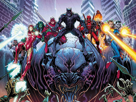 War of the Realms #5 (Review): A God's Sacrifice