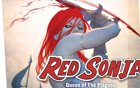 Red Sonja: Queen of Plagues (Review): Red Dead Revening