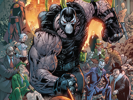 There's a New Bat in Town (Batman #75 Review)