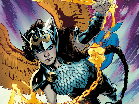 Jane Foster, First Of Her Name (Jane Foster: Valkyrie #1 Review)