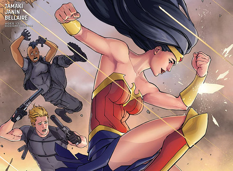 Wonder Woman # 759 (Review)